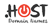 .host domain logo